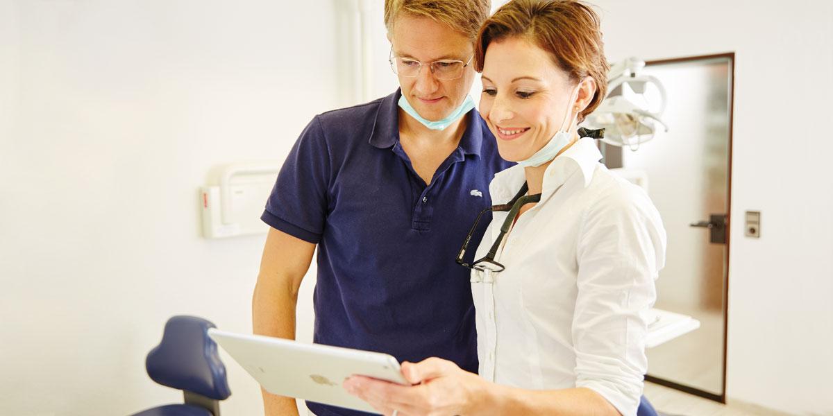Zahnarztpraxis Kugler - Dres. Kugler in Mengen 1
