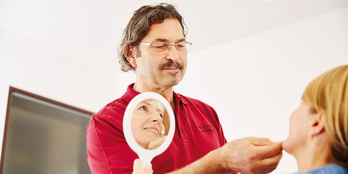 Zahnarztpraxis Kugler - Vollkeramische Restauration 3
