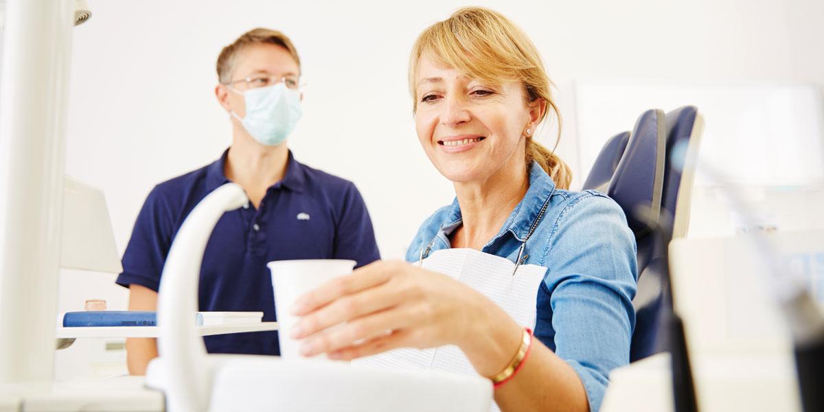 Zahnarztpraxis Kugler - Professionelle Zahnreinigung 1