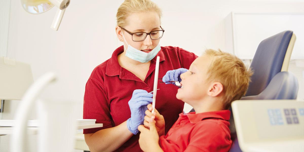 Zahnarztpraxis Kugler - Kinderzahnheilkunde 1