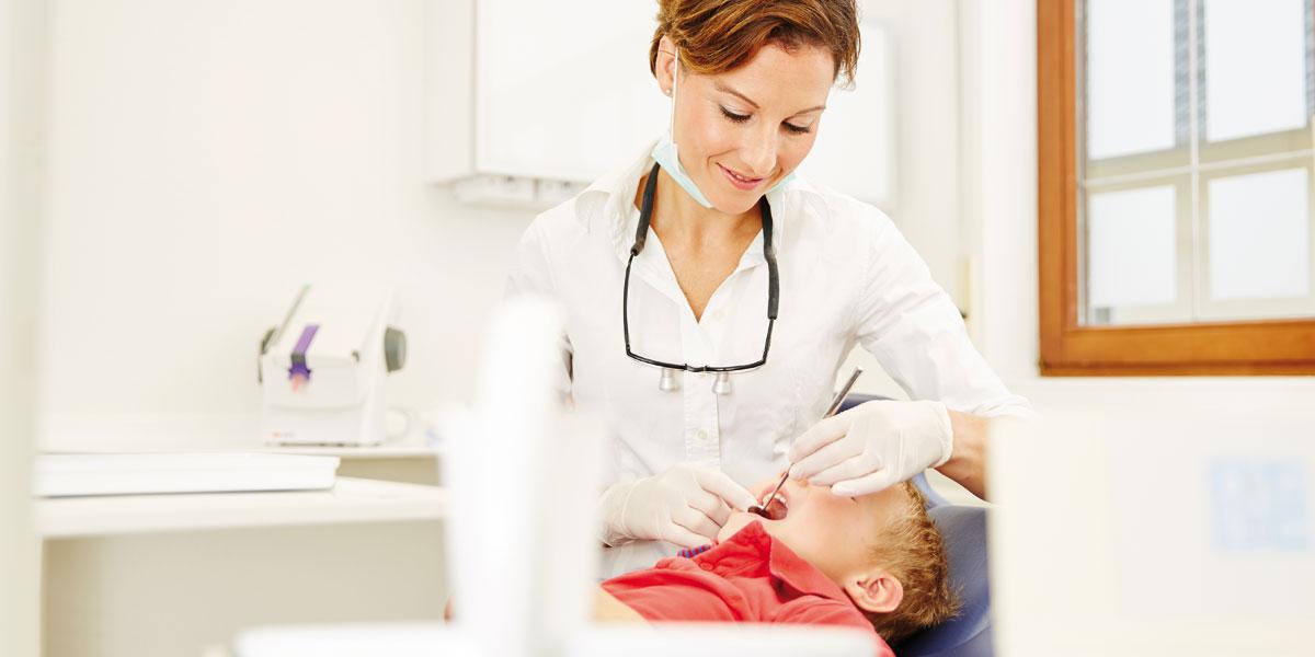 Zahnarztpraxis Kugler - Kinderzahnheilkunde 3