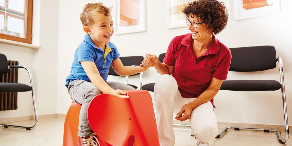 Zahnarztpraxis Kugler - Kinderzahnheilkunde 4